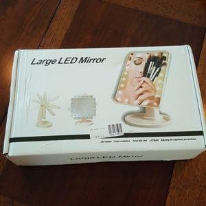 🆕️ Large LED Mirror